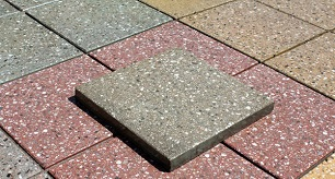 тротуарная плитка цвета