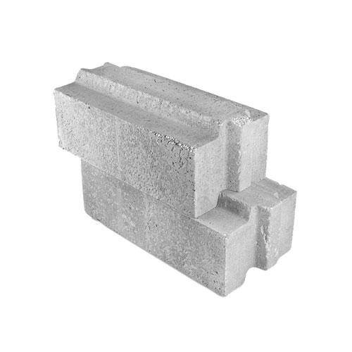 Блоки полистиролбетонные с пазогребнем прямой D400 600 x 300 x 200