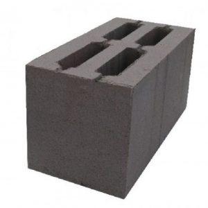 Блок бетонный M100 390 x 190 x 190