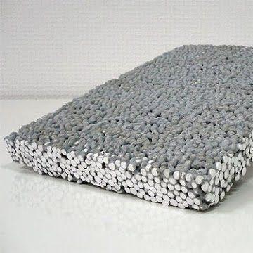Теплый бетон: характеристики, основные качества