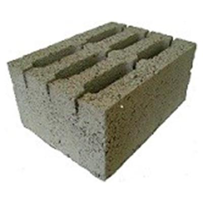 Блок керамзитобетонный (фр. 5-10) 390х190х290