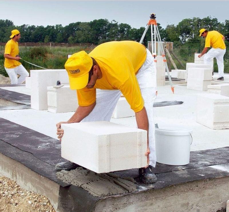 Как сделать стеновые блоки своими руками