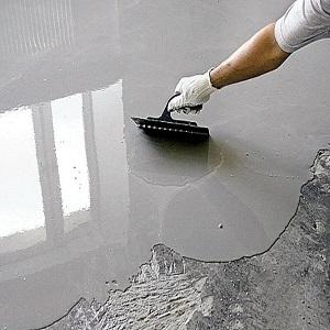 Как правильно залить пол бетоном