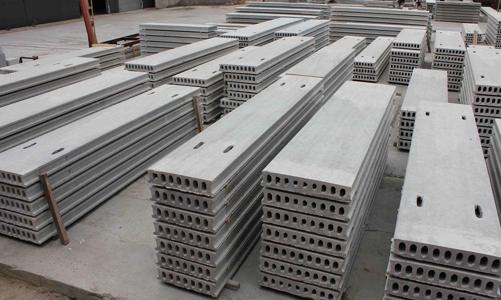 Технология производства плит перекрытий