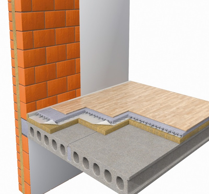 Утепление плит перекрытия в частном доме