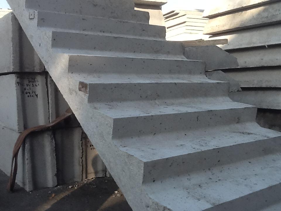 Конструкция маршей лестницы