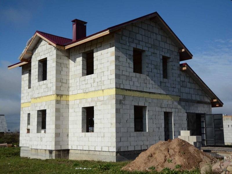 Из каких блоков строить дом?