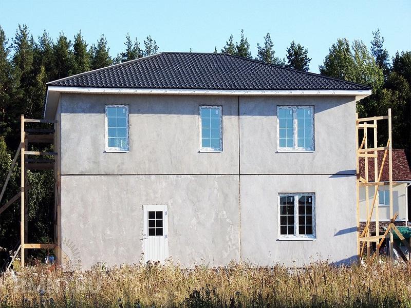 Применение ЖБИ в строительстве частных домов