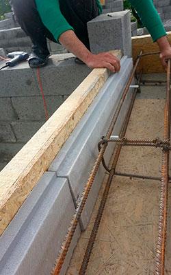 утепление бетонных перемычек фото