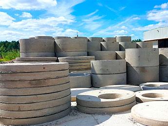 ЖБИ кольца для канализации: как сделать отверстие в бетонном кольце