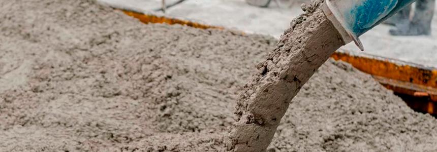 состав строительного бетона фото