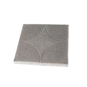 Тротуарные плиты Фигура серый