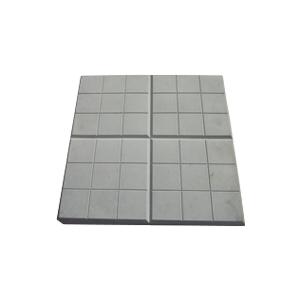 Тротуарные плиты Квадратики серый