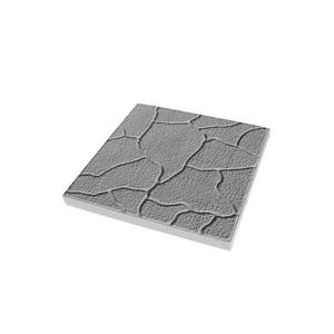 Тротуарные плиты Тучка серая