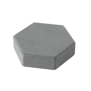 шестигранник серый