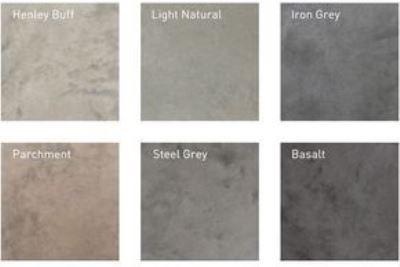 Цветной бетон