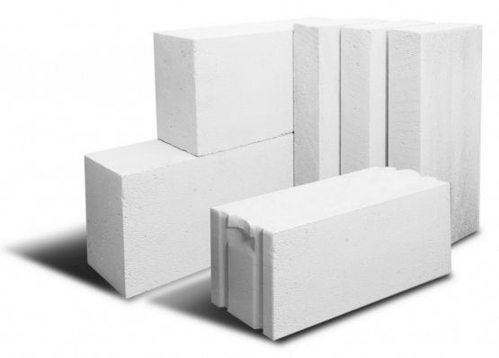 Виды газобетонных блоков: марки, характеристики