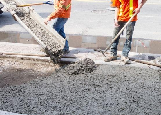 Состав бетона: сколько в 1м3 бетона песка, щебня, цемента