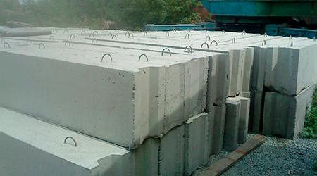 объем бетонного блока фото