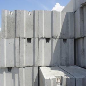 Размеры, вес, толщина фундаментных блоков
