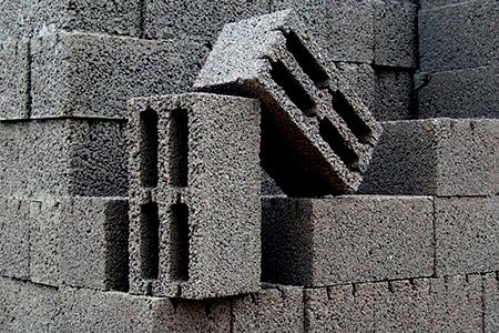 виды блоков для строительства домов фото