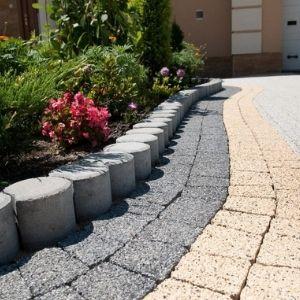 Как сделать бордюр своими руками (из бетона)