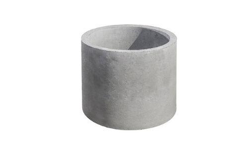 как сделать бетонное кольцо своими руками фото