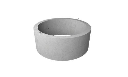 как сделать бетонные кольца колодца фото